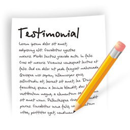 how to ask for a customer testimonial